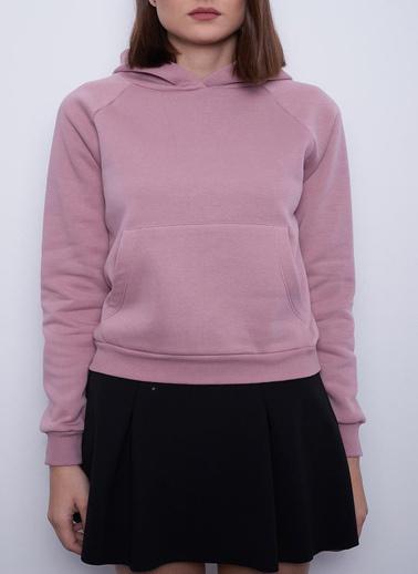 Take7 Sweatshirt Pembe